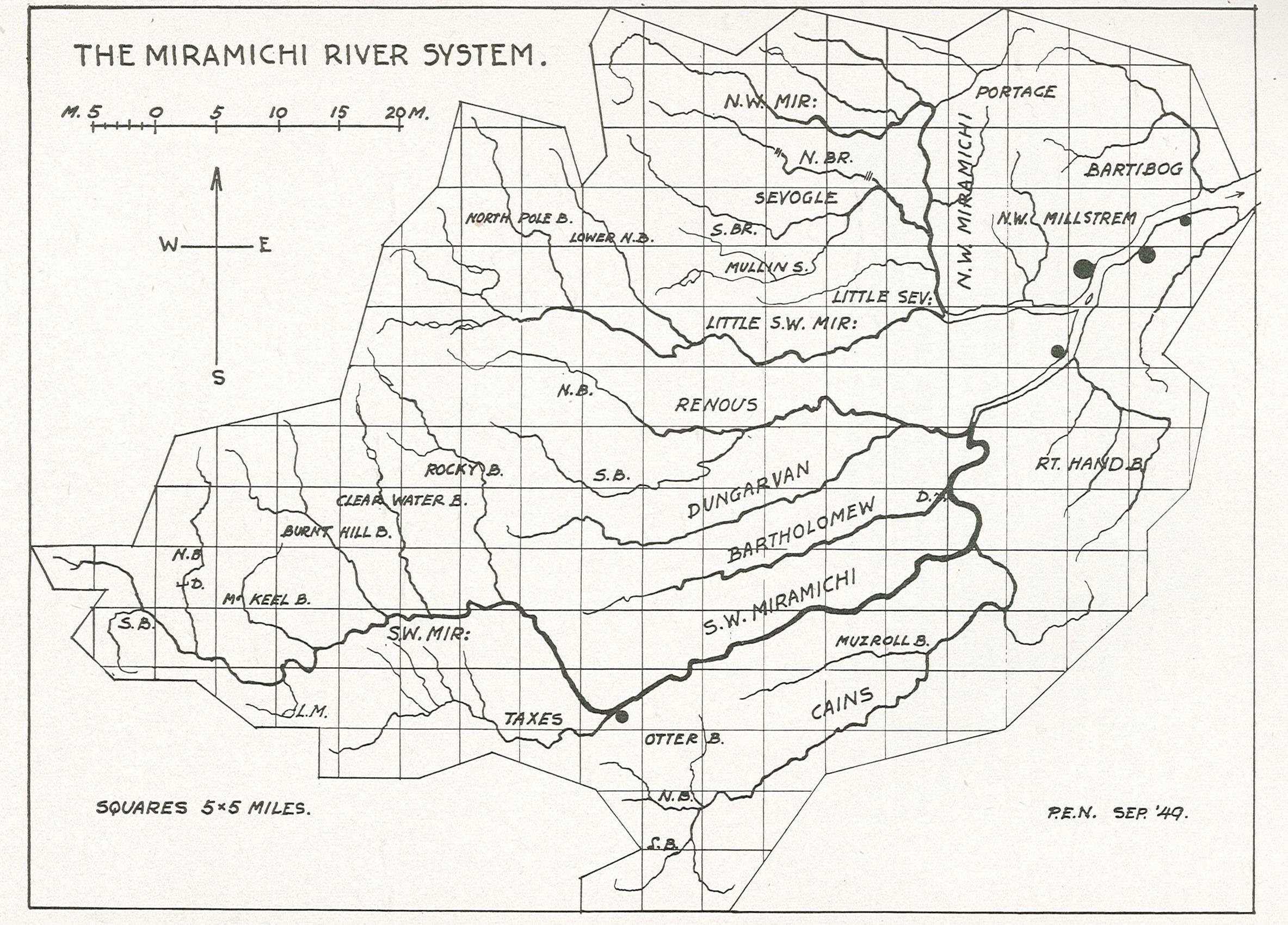 1 nobb's map
